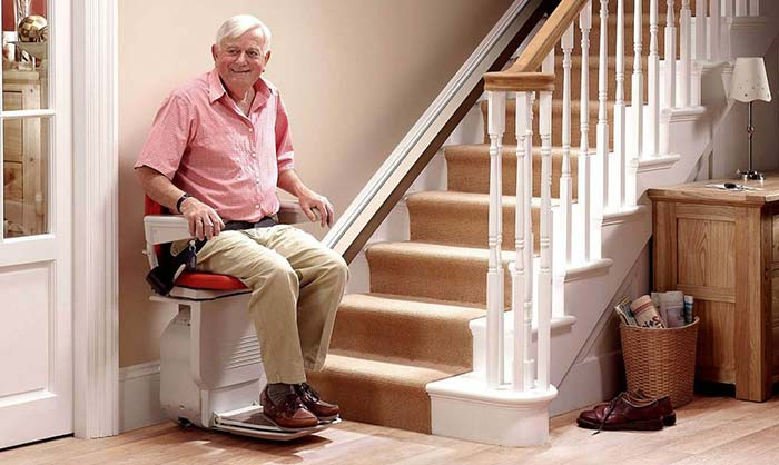Electric Chair Lift For Stairs